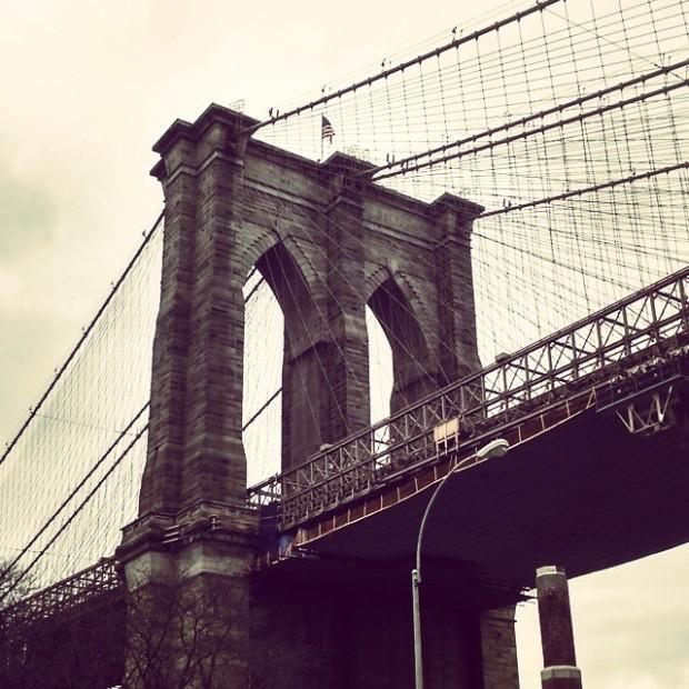 Brooklyn Bridge - Photo by Justine Body