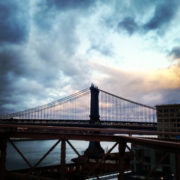 Manhattan Bridge - Photo by Justine Body